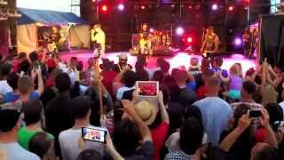 Duck and Run - 3 Doors Down - America Fest 2014