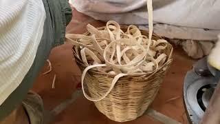 組み紐(くみひも)サンダル