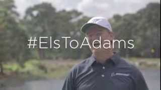 Adams Golf Welcomes Ernie Els