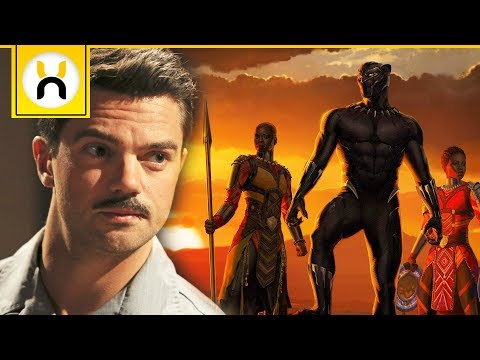 How Did Howard Stark Get Vibranium from Wakanda? | Black Panther
