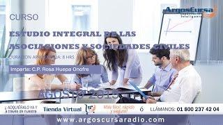 Estudio Integral De Las Asociaciones Y Sociedades Civiles