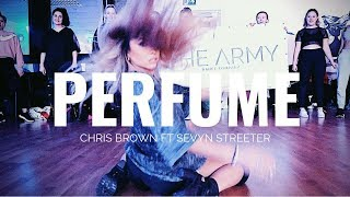 PERFUME - Chris Brown ft Sevyn Streeter | Beckie Hughes Choreography | Heels