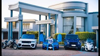10 Biggest And Most Expensive African Celebrity Houses .2019