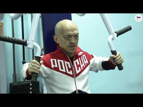 Сборная команда России по пауэрлифтингу спорта лиц с ПОДА