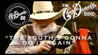 The Charlie Daniels Band - The South's Gonna Do It (Again) - Live
