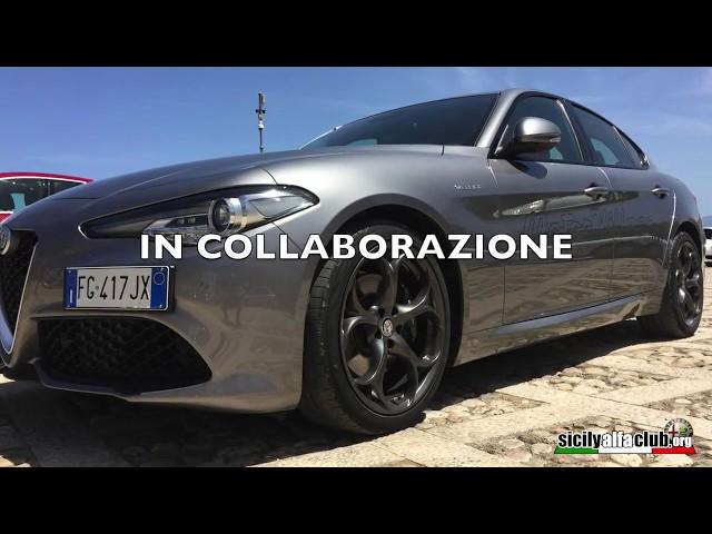 33 Raduno Alfa Romeo Castellammare del Golfo