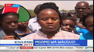 Mgomo: Wauguzi Migori wasisitiza kuwa lazima matakwa yao yatekelezwe