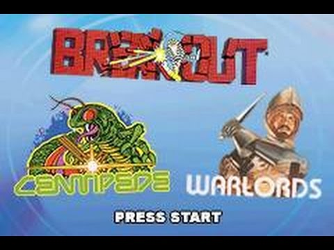 Review - Centipede/Breakout/Warlords (GBA)