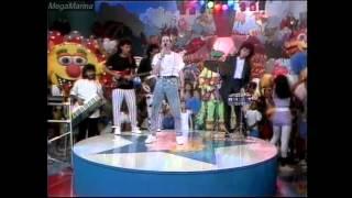 """Relembrando Roupa Nova """"Vício"""" no  Xou da Xuxa de 1989 - Antigo Teatro Fênix"""