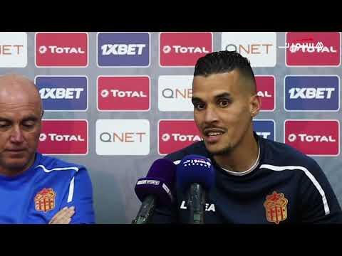 العرب اليوم - شاهد: الداودي يُؤكّد أن مواجهة الرجاء مباراة الموسم
