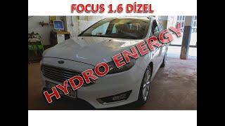 Ford focus dizel yakıt tasarruf sistem montajı