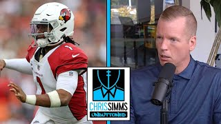 Perfect 6-0 Cards continue to defy expectations | Chris Simms Unbuttoned | NBC Sports