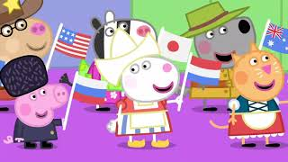Peppa Pig English Episodes | Best Episodes 8 | Kids TV