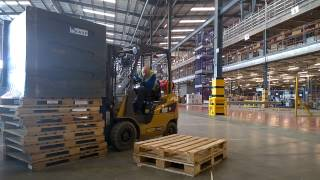 2014 03 clamp truck operating