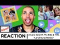 "Alvaro Soler ft. Flo Rida & TINI, ""La Cintura (Remix)"" 