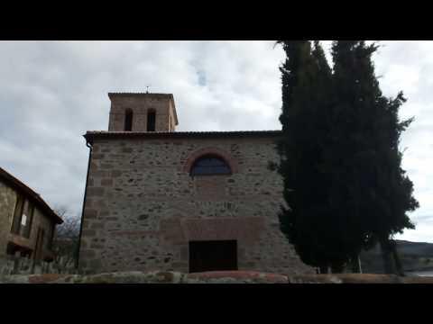 Horcajo de la Sierra-Aoslos Madrid pueblos con encanto. Ruta y Videomeditación