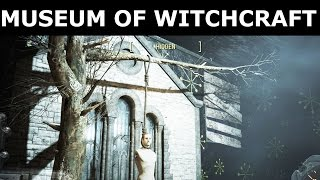 Fallout 4 - Salem Museum Of Witchcraft - The Devil's Due Quest