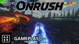 Ten Minutes Of ONRUSH (PlayStation 4 Pro) - Gameplay