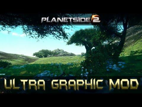 Planetside 2 MOD - Ultra Graphic MOD [SweetFX + PhysX]