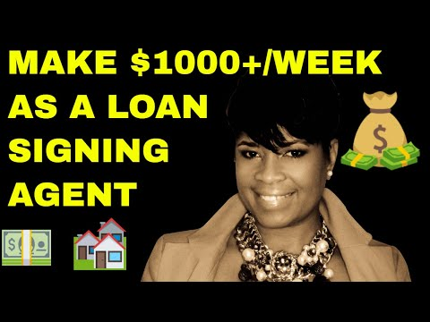 NNA Loan Signing Agent Training & How to Get Jobs Using ...