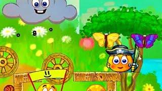развивающие мультики для детей  мультик спасение апельсина серия 25 мультфильм головоломка для детей