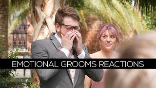 Best Grooms Reactions That Will Make You Cry 😭