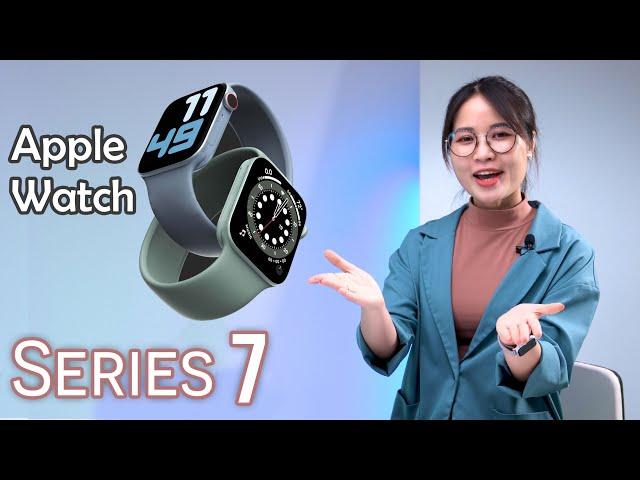 Apple Watch Series 7: Sẽ có tùy chọn màu sắc mới cùng nhiều tính năng đặc biệt?