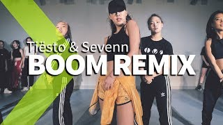 Tiësto & Sevenn - BOOM(Remix) ft. Gucci Mane / JaneKim /Choreography.
