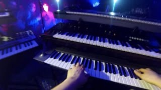 Avicii - Silhouettes (live by Kebu @ Marias Ballroom 2016)
