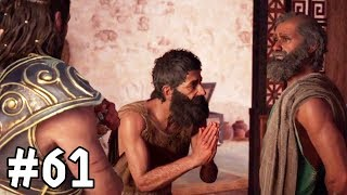 Part 61 - Once A Slave Quest ( Abantis Islands ) | Assassin's Creed Odyssey Walkthrough Gameplay