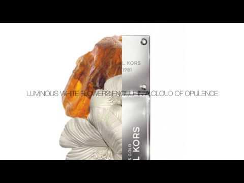 WHITE LUMINOUS GOLD fragrance for women by Michael Kors, Spring '17 pick