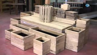 preview picture of video 'Construcciones en madera - Rivas Vaciamadrid - Punah'