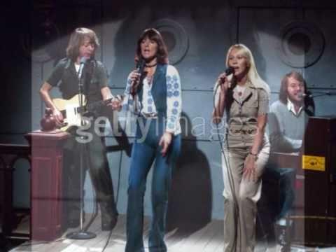 ABBA I Wonder (Departure) With Lyrics