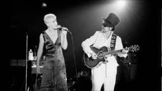 Eurythmics Sylvia 1989