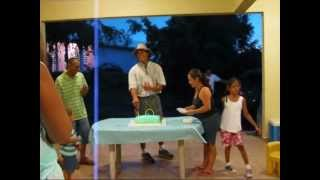 preview picture of video 'Visitando a mi familia Aguada, Puerto Rico Video 4'