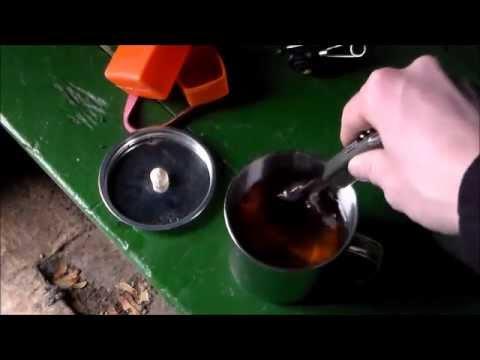 Temeon Outdoor - Kaffee mit Pads , alternative zum Instand-Kaffee
