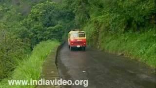 Thamarassery Churam - Wayanad Mountain Pass in Kerala