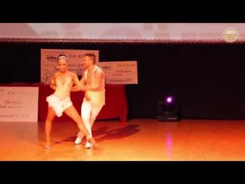 Sheyla & Davide V MADRID SALSA FESTIVAL 2014