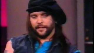 Steve Earle On Letterman 1988 (Copperhead Road)