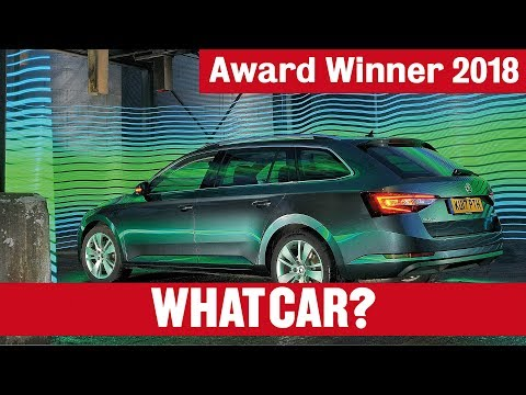 Skoda Superb Estate – Why It's Our 2018 Estate Car Of The Year | What Car? | Sponsored