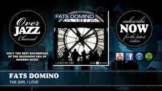 Fats Domino - The Girl I Love (1953)