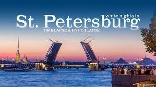 Смотреть онлайн Красивый ролик про Санкт-Петербург