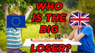 The UK Is The Biggest Loser Of The 21st Century But They Will Not Pay The Brexit Bill