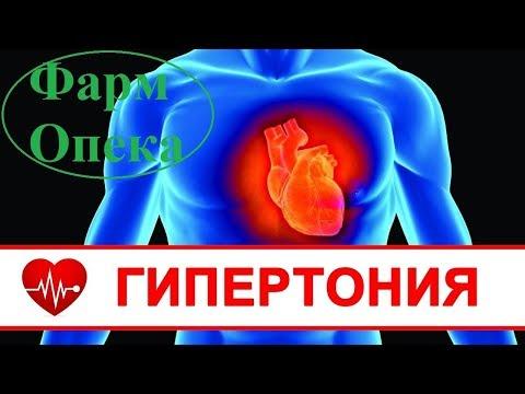 Новые лекарства лечении гипертонии