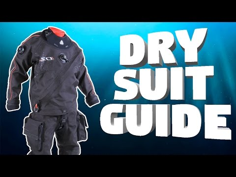 Dry Suit Guide