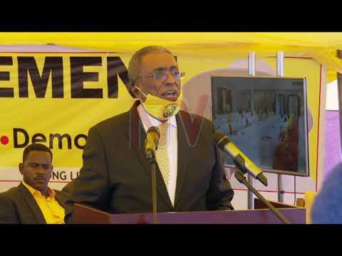 EBIFO KU LUKIIKO LWA CEC: Abeegwanyiza obukiise ku CEC basunsuddwa