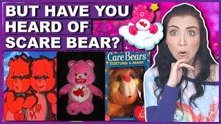 The CREEPY Dark Origins Of Care Bears