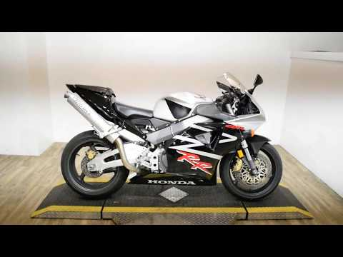 2002 Honda CBR954RR in Wauconda, Illinois - Video 1