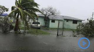 Hurricane devastation in Bahamas as toll rises