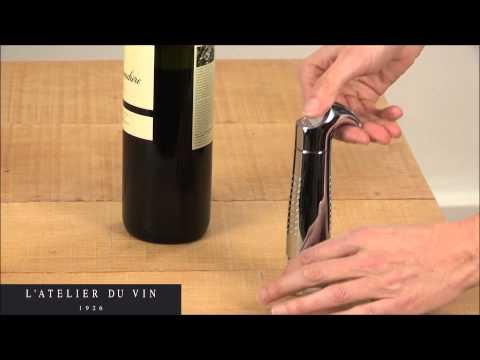 L'Atelier du Vin On/Off Gard'vin wijnpomp
